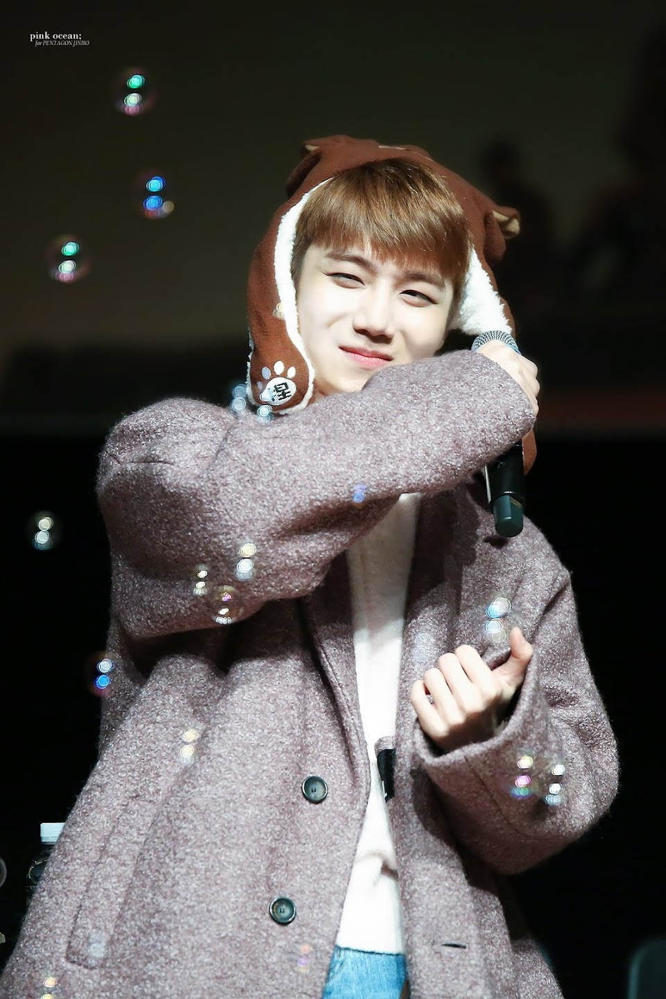 jinho bubble