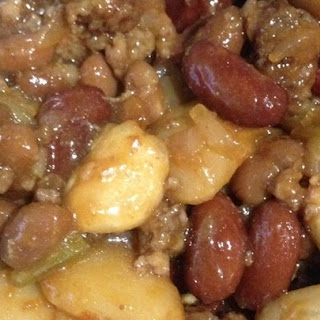 Calico Beans With Ground Beef Recipes