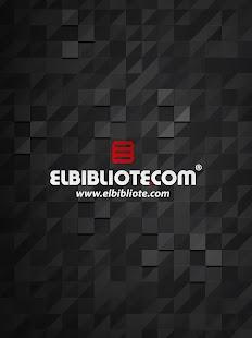 Elbibliote.com - náhled