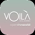VOILÀ Hotel Rewards icon