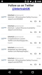 Intertrain UK - náhled