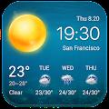 Local Weather Widget&Forecast download