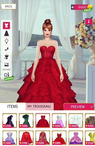 Super Wedding Stylist 2020 Dress Up & Makeup Salon screenshots 16