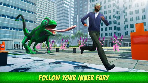 Angry Giant Lizard - City Attack Simulator 1.0.0 screenshots 2