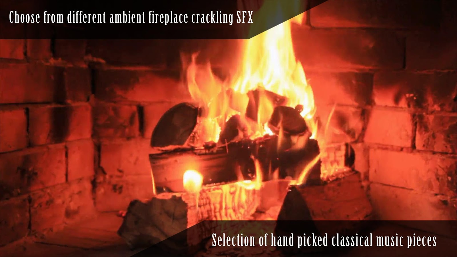 cozy fireplaces hd android apps on google play