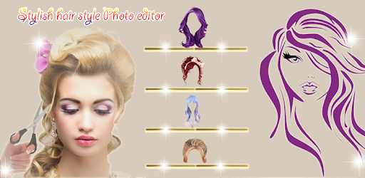 Stylish Hairstyle Photo Editor Apps On Google Play