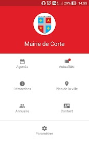 Mairie Corte- screenshot thumbnail
