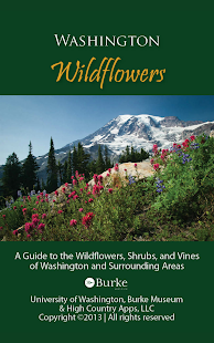 Washington Wildflowers- screenshot thumbnail