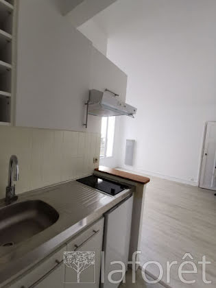 Location studio 24,26 m2