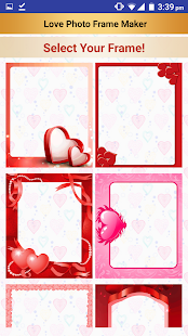 Love Photo Frame Maker HD Pics - náhled