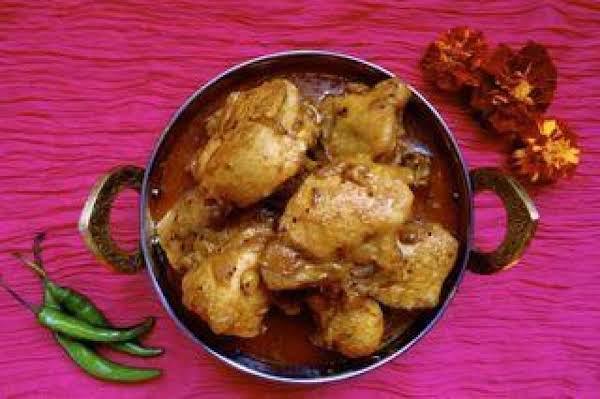 Goan Style Chicken Curry Recipe