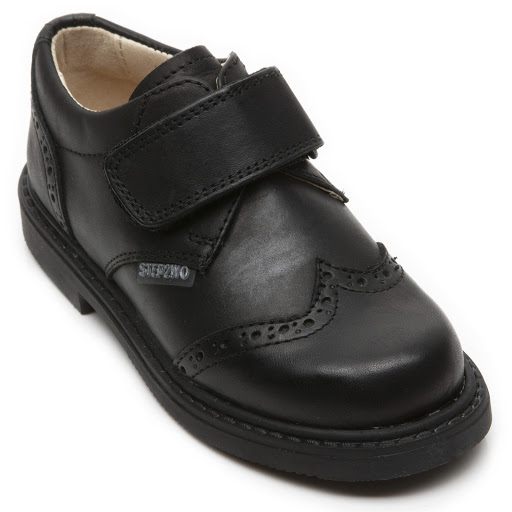 Thumbnail images of Step2wo Alistair - School Shoe