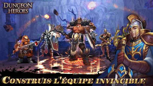 Donjon & héros: 3D RPG fond d'écran 2