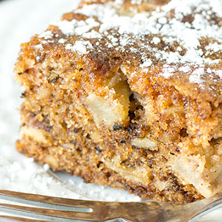 Apple Cinnamon Walnut Cake Recipes