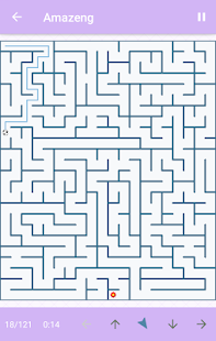 Amazeng: Amazing Mazes! for PC-Windows 7,8,10 and Mac apk screenshot 4