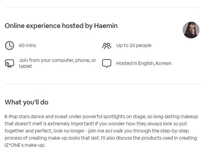 haemin airbnb