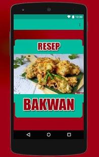 Resep Bakwan Nikmat - náhled