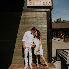 Wedding photographer Nadya Zelenskaya (NadiaZelenskaya). Photo of 01.08.2018