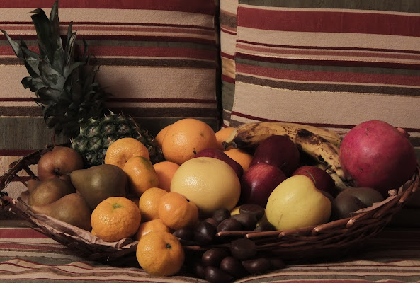 Cesto di frutta di zerosprechi0308