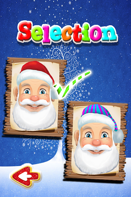 Christmas Santa Salon - screenshot