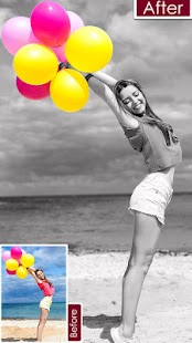 Color Pop Effects : Black & White Photo Editor- miniatura screenshot