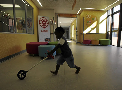 Nelson Mandela Children S Hospital Making Sick Kids