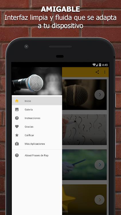 Frases De Rap Geniales Rimas Para Batallas Android Apps