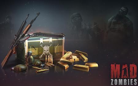 MAD ZOMBIES : Offline Zombie Games 5.9.0 screenshot 2093710