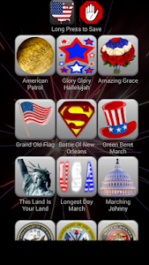 Patriotic Ringtones screenshot 2