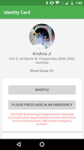 SOS Emergency App 1.71 screenshots 4