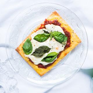 Gluten Free & Keto Pastry Pizza 🍕.