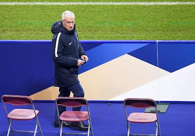 """Didier Deschamps : """"Ce n'est pas suffisant mais il faut l'accepter"""""""