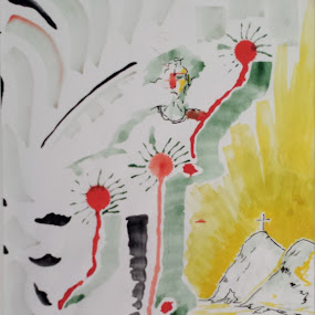 by Marcello Toldi - Drawing All Drawing ( rio, painting )