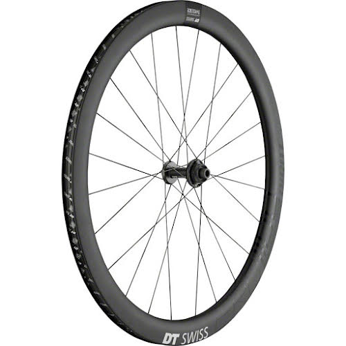 DT Swiss ERC 1100 db 47 DiCut Front Wheel: 700c, 12 x 100mm, Centerlock