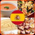 Spanish food: Spanish recipes icon