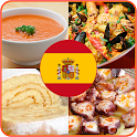 Spanish food: Spanish recipes icon