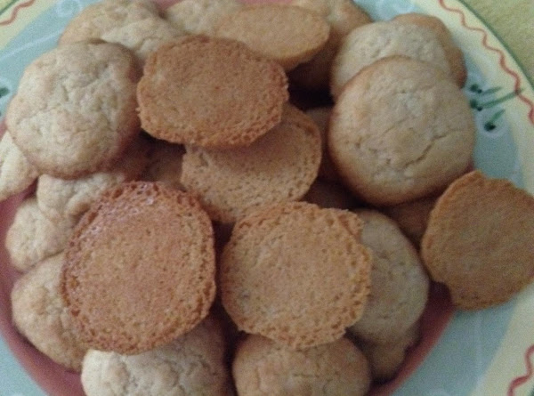 Bea's Drop Cookies Recipe