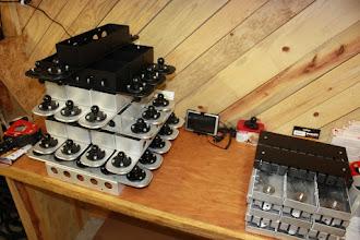 Photo: FarkleBars Being Assembled