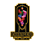 Logo for Warped Brewing Company