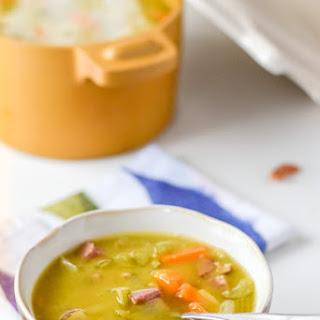 Positively Delicious Split Pea Soup