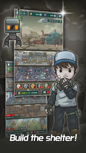 Underworld : The Shelter apklade screenshots 2