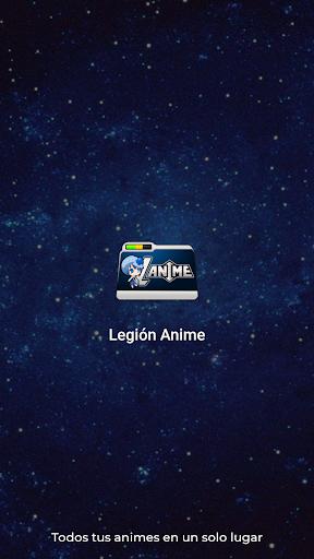 Legión Anime Tema Oscuro
