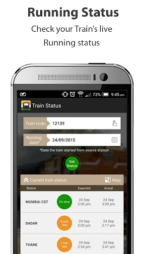 Indian Railways train enquiry Apk apps 2