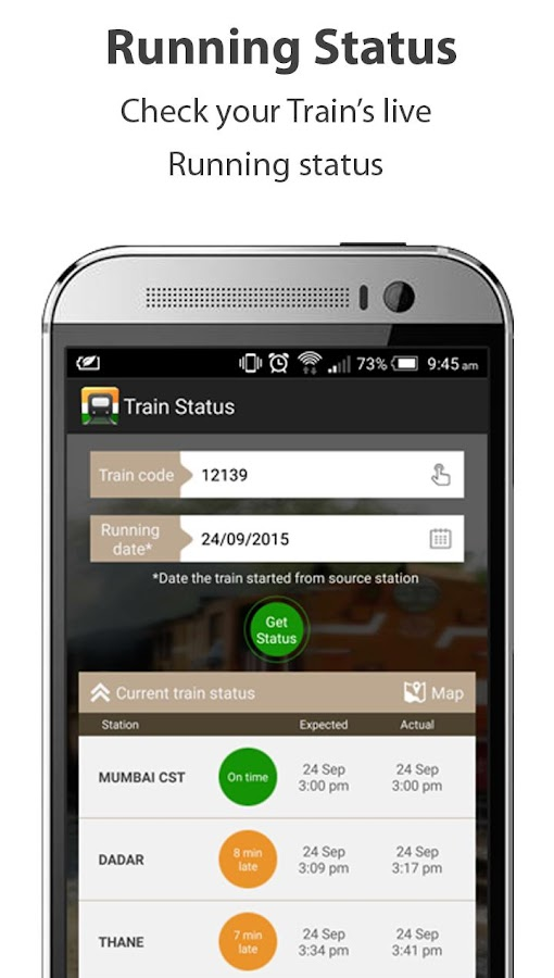 Indian Railways Train Enquiry Android Apps On Google Play