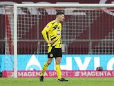 Twitter spot met Thomas Meunier na goal van Manchester City