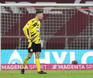 Dortmund-Belgen gaan zonder Haaland en met z'n tienen kopje onder tegen Mönchengladbach