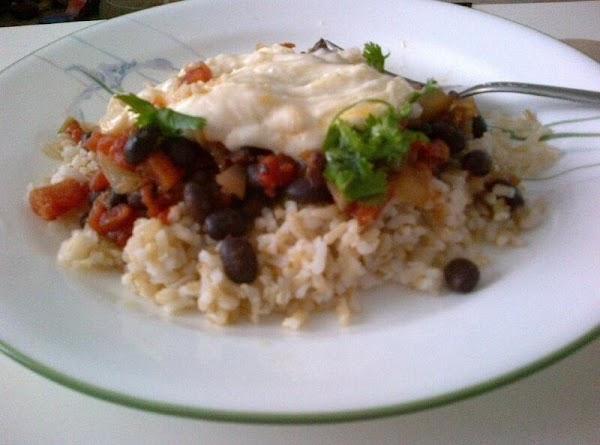 Santa Fe Rice And Beans Recipe