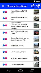 Route 44 Hyundai DealerApp - náhled