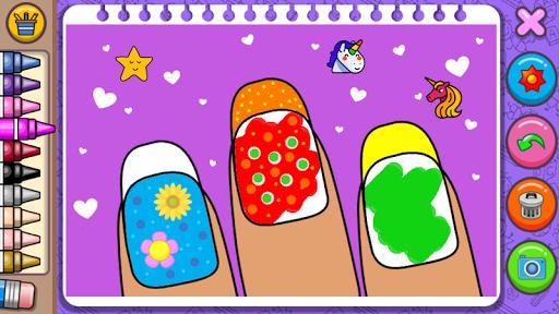 Princess Coloring Book & Games screenshots 19