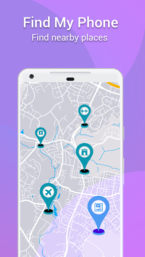 Find My Phone Android: Lost Phone Tracker 1.4.3 screenshots 5